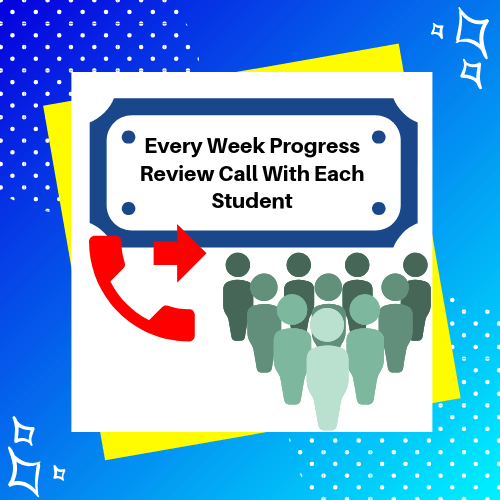 Bonus 6 - Program review call with student