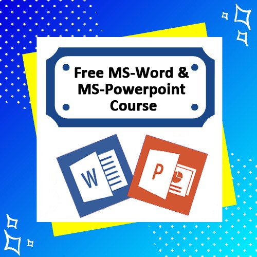 Bonus - Free MS-word & MS-PPT