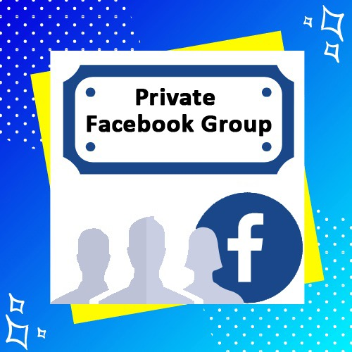 bonus 1 private facebook group